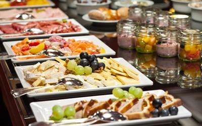 Ferienwohnung Davos Restaurants in der Nähe